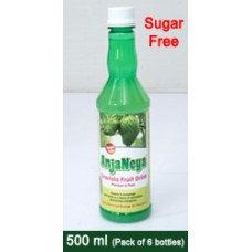 'AnjaNeya' Graviola Soursop Fruit Drink 500ml (Sugar Free)