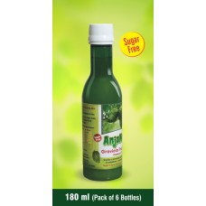 'AnjaNeya' Graviola Soursop Fruit Drink 180 ml(Sugar Free)